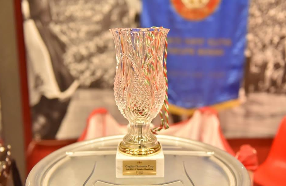 Cagliari summer cup basket