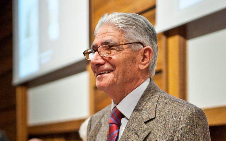 Archeologia, convegno in onore di Enrico Atzeni, 91enne allievo di Giovanni Lilliu