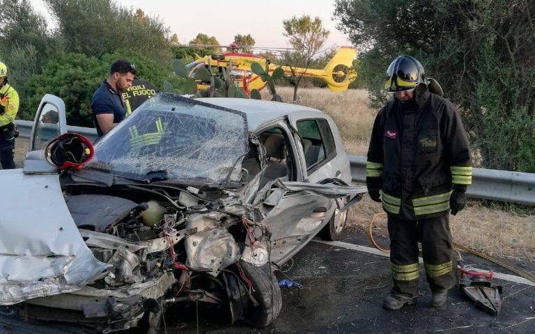 Terribile incidente sulla 125: una persona in gravissime condizioni