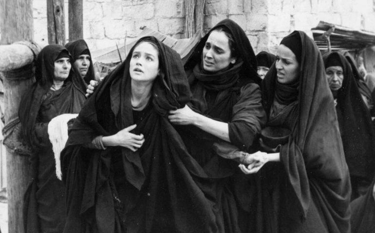 Lo sapevate? La cantante sarda Maria Carta recitò nel Gesù di Nazareth di Franco Zeffirelli