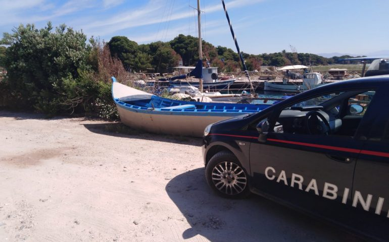Porto Pino, litiga con due parcheggiatrici poi le minaccia e le spintona con violenza: 50enne denunciato