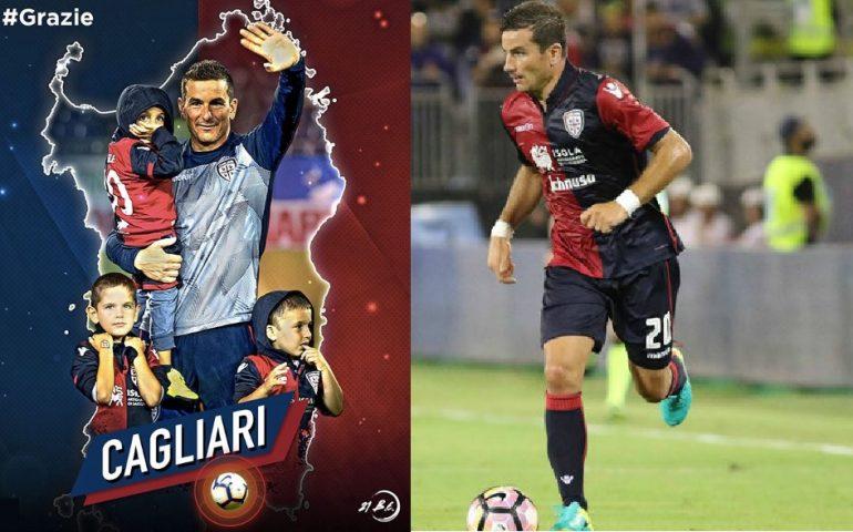 Il bellissimo saluto al Cagliari e alla Sardegna di Simone Padoin, gentiluomo del pallone