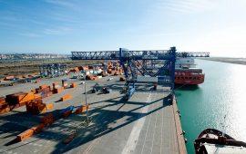 Porto Canale: lavoratori in presidio permanete alla sede del Cict