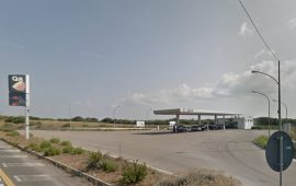 Ritrovato un cadavere al Q8 della 131 di Porto Torres