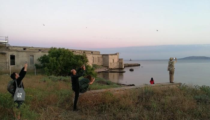 """Asinara. Dopo il carcere, l'arte: al via """"Le giornate della fotografia"""""""