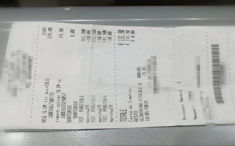 In Sardegna un commerciante su sei non rilascia lo scontrino. Tre negozi chiusi dalla Guardia di Finanza