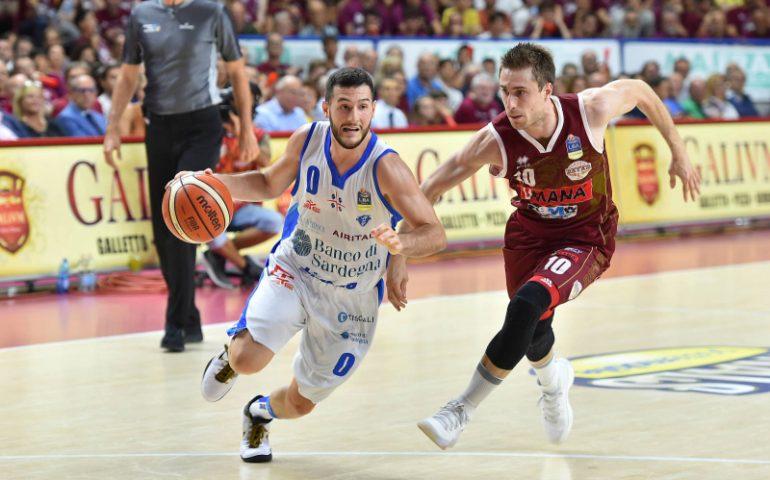 Basket, stasera la Dinamo si gioca tutto: al Palaserradimigni gara 6 contro Venezia è decisiva