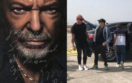 Vasco Rossi e la dedica ai lavoratori dell'Aeroporto di Cagliari