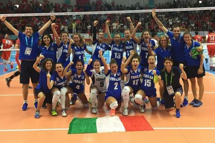Volley Sorde a Cagliari: l'Italia maschile si gioca il bronzo, le ragazze alle 15 tentano l'oro