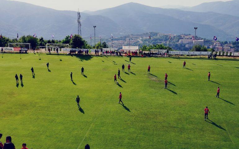 Cagliari prima amichevole nel ritiro di Aritzo: 15-1 alla rappresentativa della Barbagia