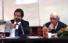 Il-professor-Marci-e-Andrea-Camilleri-nel-2012-a-Cagliari