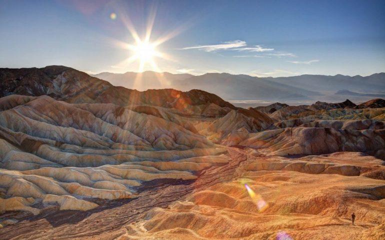 Accadde oggi. 10 luglio del 1913, Death Valley: registrata la temperatura più alta del pianeta di 56,7°