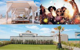 belvedere Poetto week break