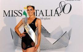 Miss Sardegna 2019: la 18enne cagliaritana Benedetta Casciano è la più bella dell'Isola