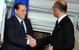 Silvio Berlusconi e Renato Soru