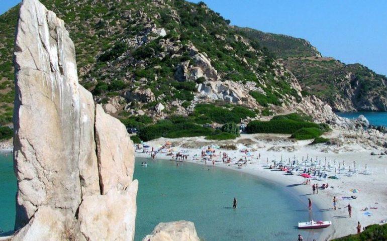 Villasimius, scatta il numero chiuso a Punta Molentis: accesso consentito a 300 persone