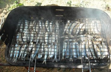La ricetta Vistanet di oggi: sardine grigliate alla casteddaia