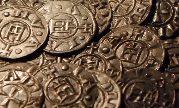 Lo sapevate? A Pardu nel 2002 fu ritrovato un enorme tesoro: 3671 monete d'argento del Medio Evo