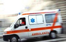 Tragedia a Oristano: 81enne cade dal balcone e muore