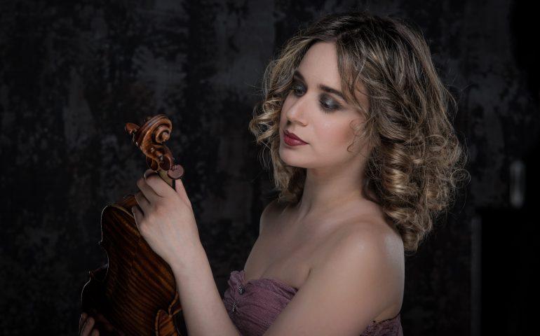 Anna Tifu al Carloforte Music Festival: la violinista cagliaritana chiude la settima edizione della manifestazione