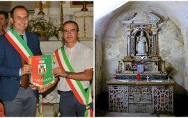 Cagliari e Abbasanta gemellate per Sant'Agostino, presto valorizzata anche la Cripta