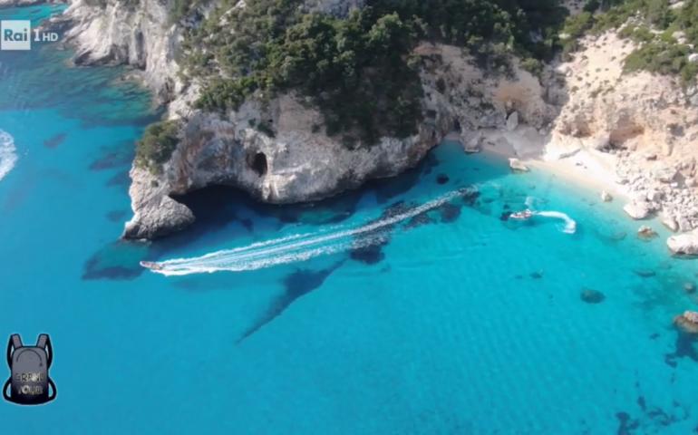"""Il """"Paradiso Sardegna"""" su Rai 1: Grand Tour di Linea Verde fa tappa nell'Isola, grande spazio dato all'Ogliastra"""