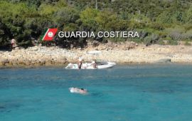 Capo Teulada e Perda Longa: la Guardia Costiera soccorre natanti in difficoltà
