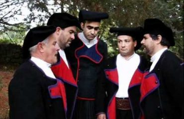Barones: i tenores di Neoneli insieme a Ligabue, Guccini, Branduardi, Elio e Baccini
