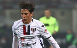 Ora c'è l'ufficialità: Pellegrini è in prestito al Cagliari fino alla fine della stagione