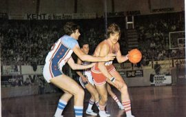 Chi non ricorda Puidokas? Il campione di basket americano con la Sardegna nel cuore.