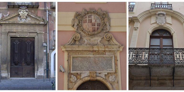 Turista nella propria città: Cagliari e suoi stemmi. La bellissima gallery fotografica di Enrico Aymerich