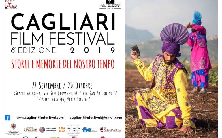Al via la VI edizione del Cagliari Film Festival: si parte con un'anteprima dedicata ad autori e autrici sardi