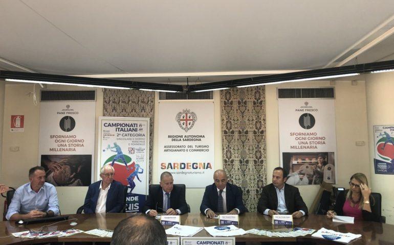 """Campionati di tennis a Cagliari, Chessa: """"Grandi eventi sportivi generano economia e stimolano il turismo"""""""