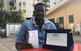 Mohamed premio Ussi