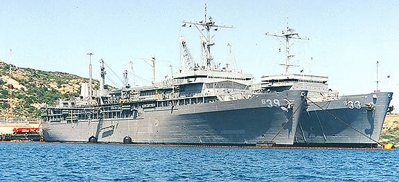 Accadde Oggi: 21 settembre 1972, sottomarini nucleari USA a La Maddalena, ma nessuno ne sapeva niente