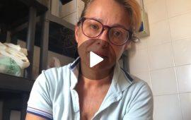 Elena Pisu, titolare canile La Tana di Bau di Quartu