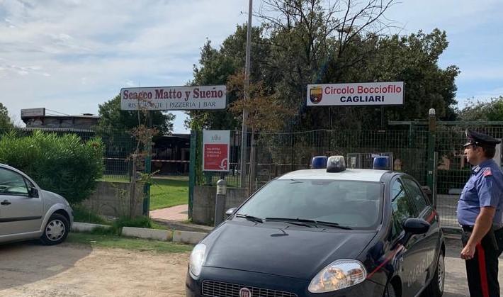 """Cagliari: completamente distrutta dalle fiamme la pizzeria """"Scacco matto y Sueno"""""""