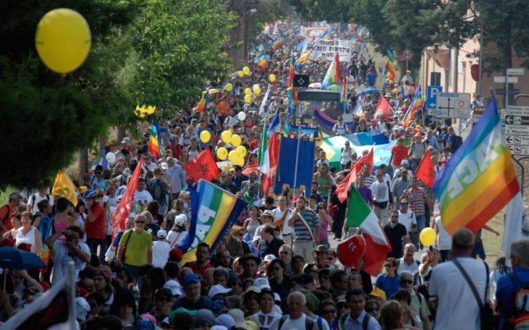 Il Covid non ferma la Marcia della Pace: tutto pronto per la 34esima edizione