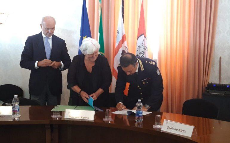 Prevenire gli attacchi informatici: protocollo d'intesa tra Polizia e Università di Cagliari