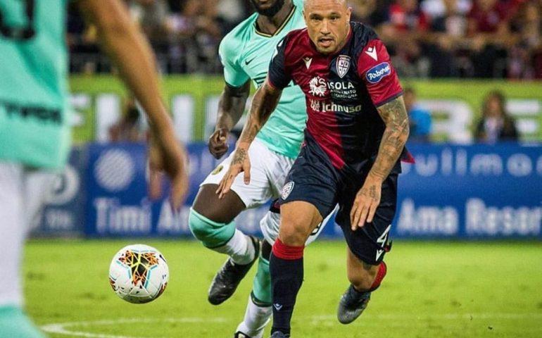 Ancora un infortunio di peso per il Cagliari: Nainggolan salta il Parma, rischia un mese di stop