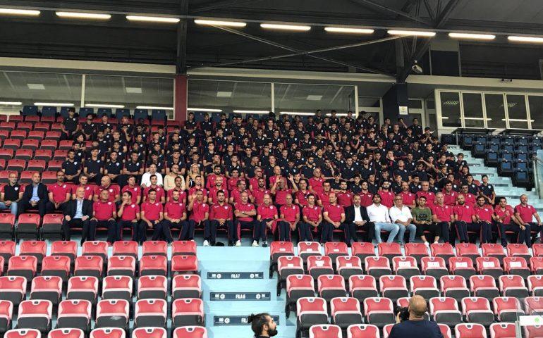 Cagliari calcio, presentata alla Sardegna Arena la stagione 2019/20 del settore giovanile