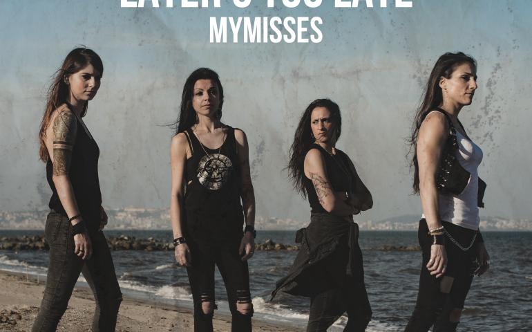 """Mymisses: il nuovo singolo """"Later's Too Late"""". La rock band cagliaritana insieme al WWF per l'ambiente"""
