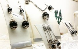Alcuni gioielli sardi di Gioiellerie Claudia