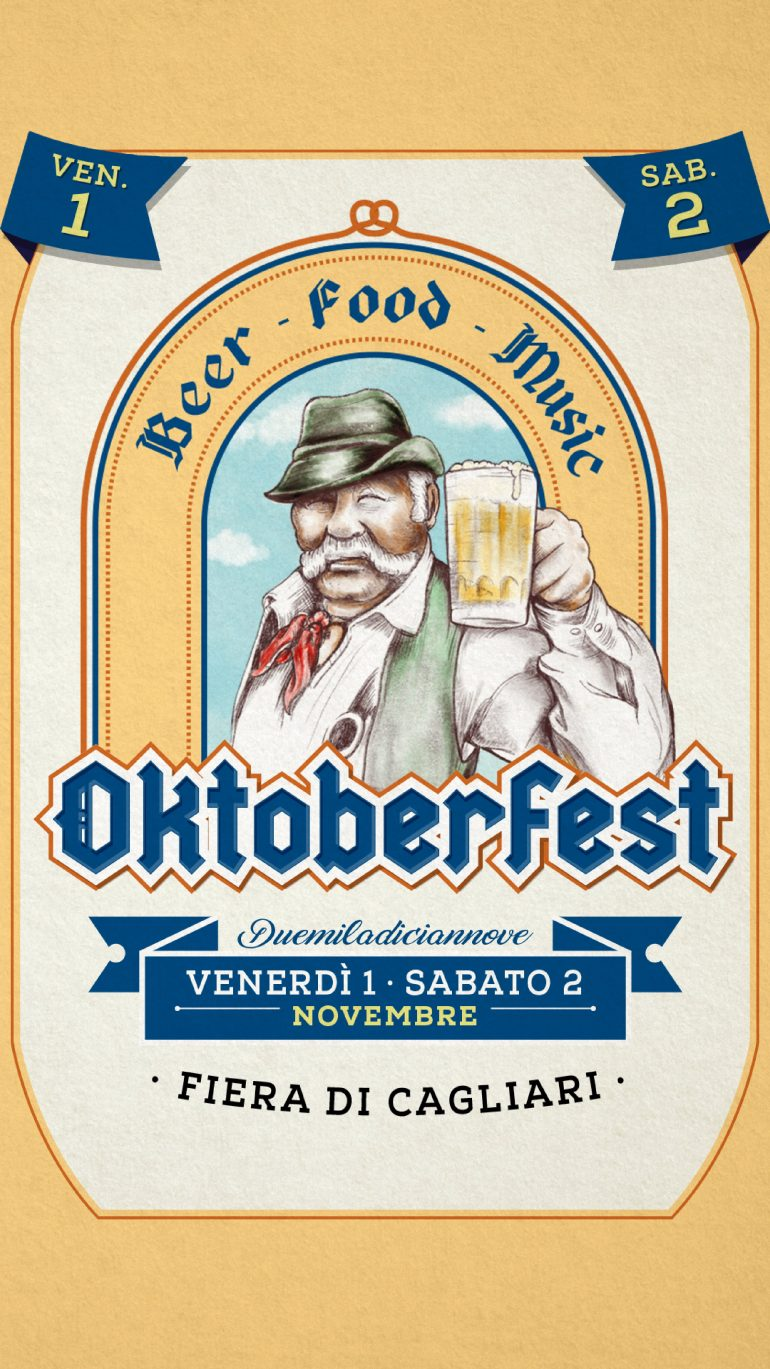 Oktoberfest torna alla Fiera di Cagliari