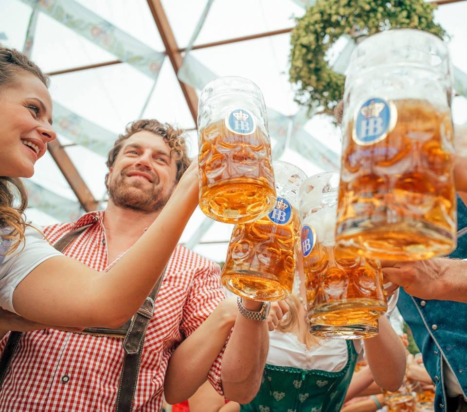 Oktoberfest torna alla Fiera di Cagliari - Foto di Hofbräu München (HB)