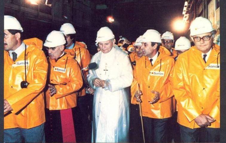 Accadde oggi: 19 ottobre 1985, Papa Giovanni Paolo II in visita a Cagliari