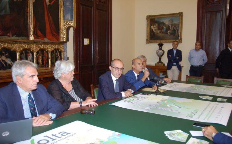 """Mobilità, al via a Cagliari il progetto """"Svolta"""": nuove corsie per i mezzi pubblici, piste ciclabili, bike e car sharing"""