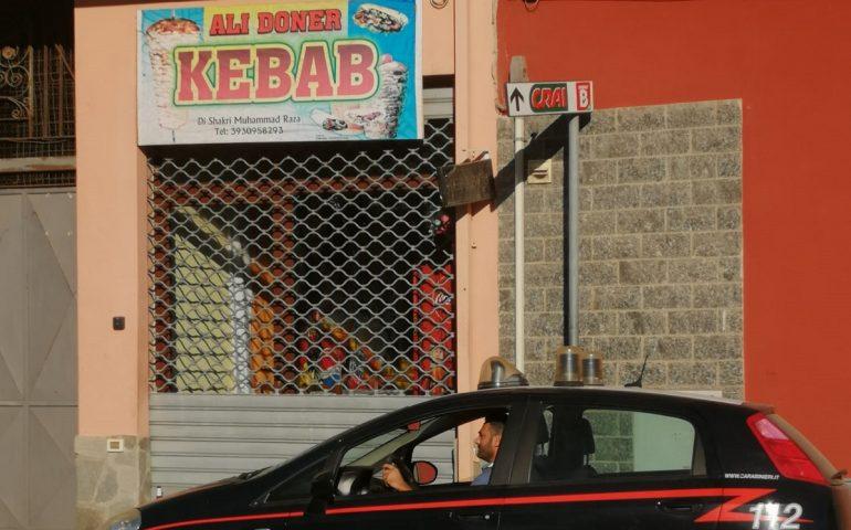 Ristorante Kebab rapinato a Sinnai: denunciato uno dei due presunti autori