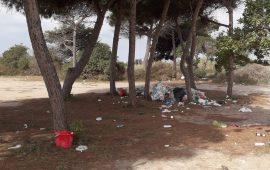 Dal Poetto ai cavalcavia, rifiuti abbandonati: ormai una strada pulita ci fa battere il cuore