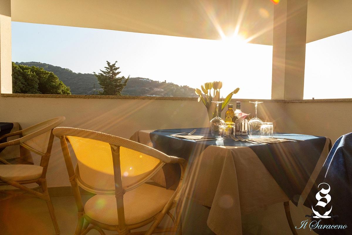 Ristorante Hotel Il Saraceno